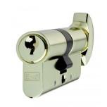 Contract Range 5 Pin Euro Cylinder & Turn